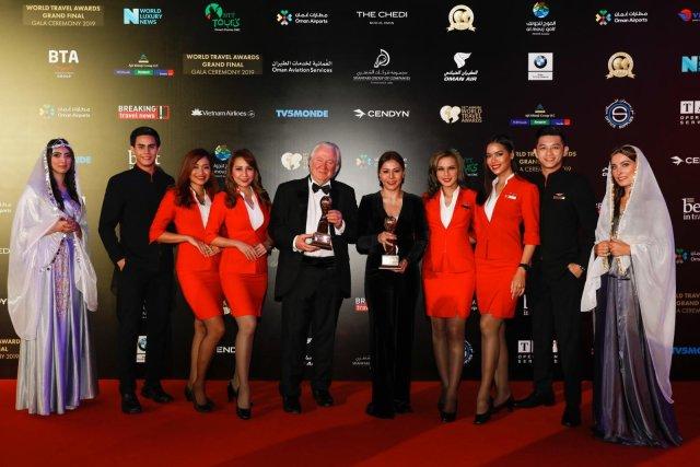 ニュース画像 1枚目:エアアジア、WTAでベストLCC賞