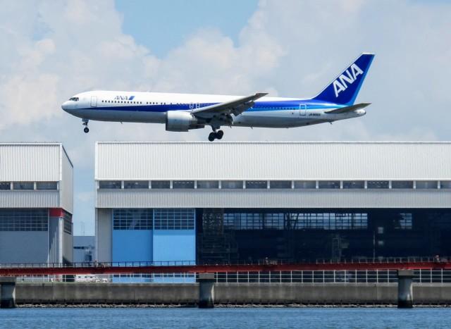 ニュース画像 1枚目:ANA 767-300