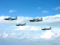 ニュース画像:防府北基地、12月8日にT-7とCH-47が休日飛行 築城航空祭など