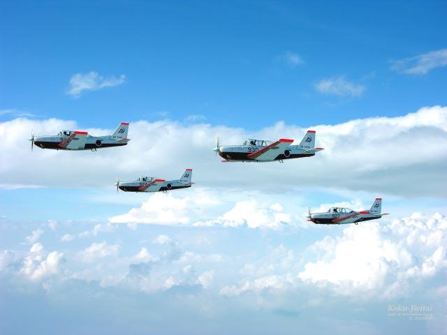 ニュース画像 1枚目:T-7練習機