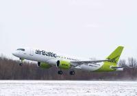 ニュース画像:A220、製造100機目に到達 2016年の初号機納入から3年で