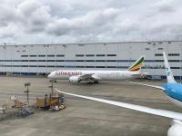 ニュース画像:航空機リース会社のアヴァロン、エチオピア航空に787-9を1機納入