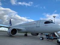 ニュース画像:リース会社のアヴァロン、スカンジナビア航空にA320neoを1機納入