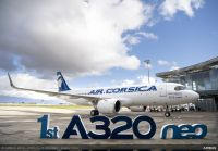 ニュース画像:エア・コルシカ、初めてのA320neoを2機導入 ICBCからリース