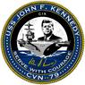 ニュース画像 2枚目:空母「ジョン・F・ケネディ」