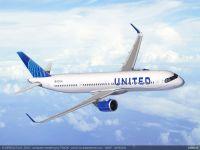 ニュース画像:ユナイテッド、A321XLRを50機発注 A350は2027年に延期