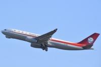 ニュース画像:四川航空、南通/関西/成都間で貨物定期便を新規就航 A330で週2便