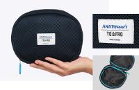 ニュース画像:ANAとトラベルギアブランド「TO&FRO」、コラボ新商品