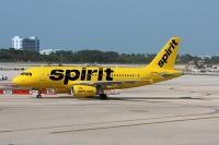 ニュース画像:スピリット航空、CAPAのローコスト・エアライン・オブ・ザ・イヤーに