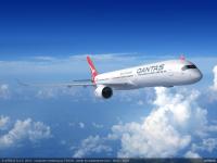 ニュース画像:カンタス航空、超長距離路線の機材にA350選定 実現可否は最終段階