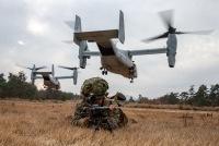 ニュース画像:陸自とアメリカ海兵隊、1月にフォレストライト 大矢野原演習場などで