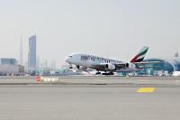 ニュース画像:エミレーツ航空、多文化を祝うA380特別便を運航 ギネス記録も更新