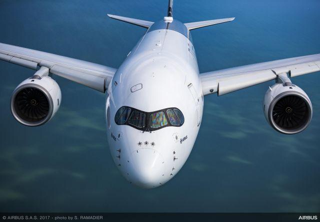 ニュース画像 1枚目:A350-900
