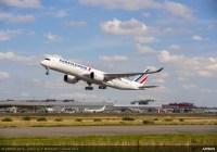 ニュース画像:エールフランス、A380の更新で10機のA350-900を追加発注