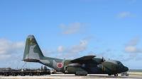 ニュース画像:空自、C-130Hが米豪NZ軍と「クリスマス・ドロップ」で物資投下