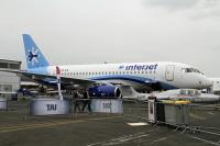ニュース画像:SSJ-100のシート装備と塗装、ヴェネツィア工場での作業の様子【動画】