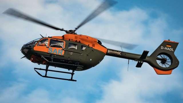 ニュース画像 1枚目:捜索救助隊向け新型ヘリコプターH145