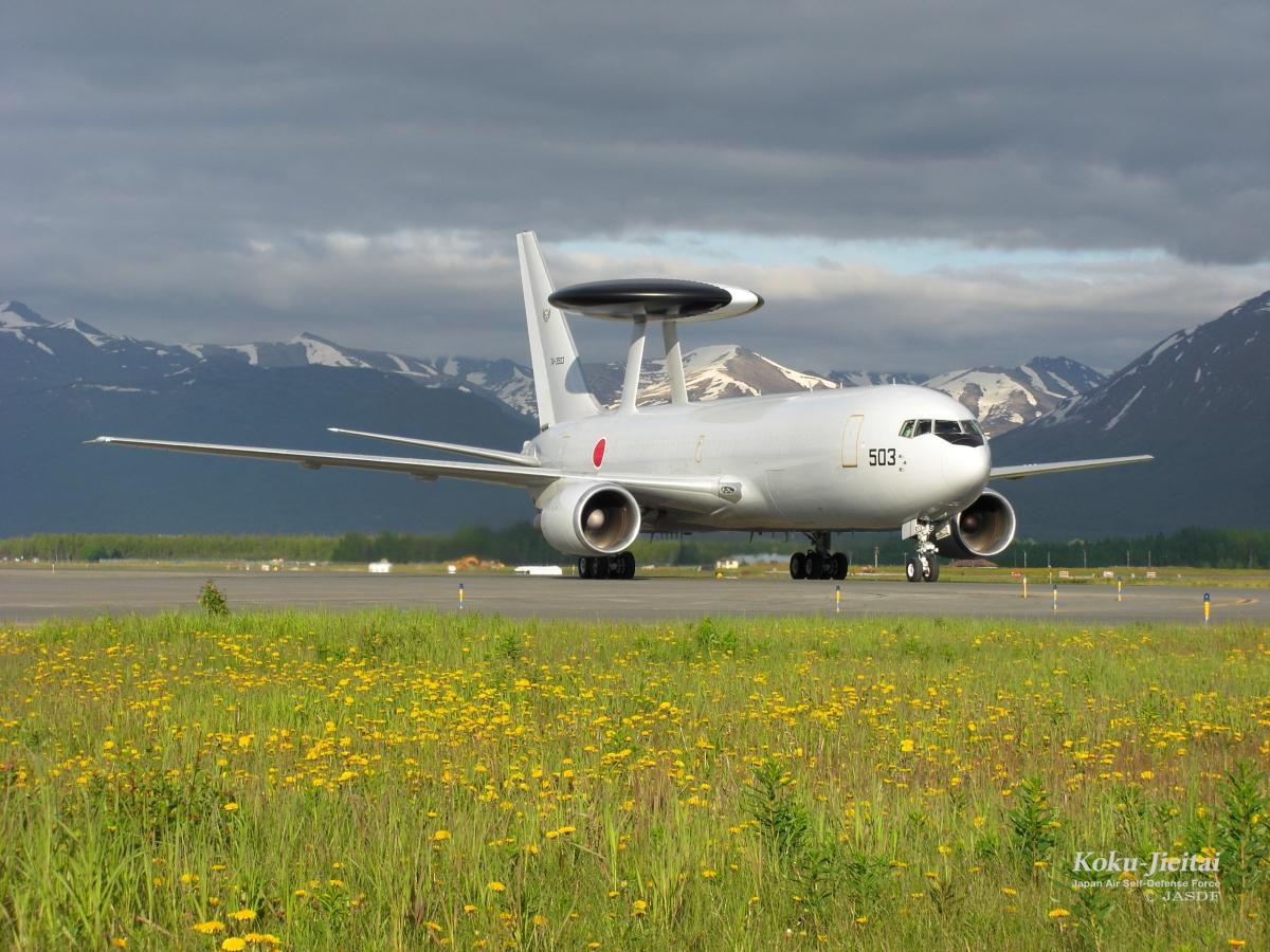 浜松基地、1月の夜間飛行訓練予定 練習機、AWACS、捜索・救難機   FlyTeam ニュース
