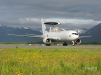 ニュース画像:浜松基地、1月の夜間飛行訓練予定 練習機、AWACS、捜索・救難機