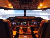 ニュース画像:セントレアでの747LCFシミュレーター体験、29日まで特別価格