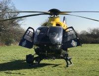 ニュース画像:テレ東「本当にあった(秘)衝撃ファイル」、イギリスの航空警察を紹介
