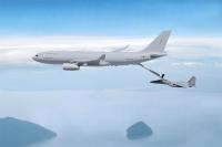 ニュース画像 1枚目:韓国空軍のA330 MRTT(想像図)