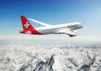 ニュース画像:スイスのヘルベティック・エアウェイズ、2機目のE190-E2を受領