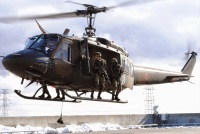山梨地方協力本部、日本航空学園でUH-1体験搭乗 参加者を募集の画像