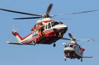 ニュース画像:横浜消防出初式、1月12日開催 AW139消防ヘリコプターも参加