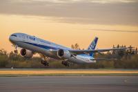 ニュース画像 2枚目:ANA 777-300ER