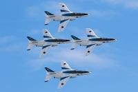 ニュース画像:ブルーインパルス、飛行始めは1月7日 1月第2週の訓練は4日間