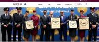 ニュース画像:カタール航空、2019年の功績を振り返る