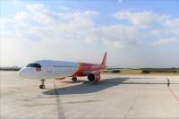 ニュース画像:ベトジェットエア、A321を2機受領 1機は240席のACF仕様