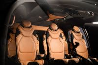 ニュース画像:エアバスとアストンマーティン、H130ベースの高級車仕様ヘリ開発