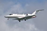 ニュース画像:航空局、CJ4による関空ILSなどの飛行検査を実施 1月8日と9日