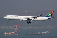 ニュース画像:南アフリカ航空、Cirium定時運航率調査で中東アフリカ部門の4位に