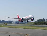 ニュース画像:ボーイング、アビアンカ航空へ初の787を引き渡し