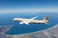 ニュース画像:エティハド航空、OAG定時運航年間ランキングで中東1位