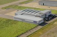 ニュース画像:エアバス・ヘリコプターズ、1月9日に神戸空港の新格納庫が竣工