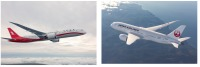 ニュース画像:JAL、関西、富山発着の上海・浦東線で上海航空とコードシェアを開始