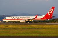 ニュース画像:中国聯合航空、静岡/煙台線を北京まで延伸 737-800で週3便