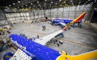 ニュース画像:サウスウェスト航空、ヒューストン・ホビー空港に新たな整備施設を供用