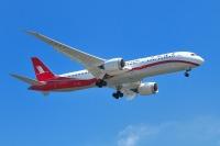 ニュース画像:上海航空、3月29日から羽田/上海線を増便 787-9でデイリー運航