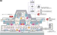 ニュース画像:成田国際線の本館2階JALサクララウンジ、増席工事で一部が利用不可