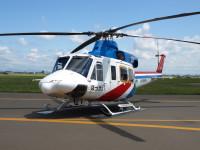 ニュース画像:北海道開発局、ベル412EP「JA6797」を抹消