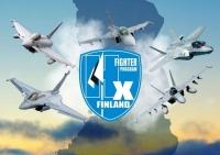 ニュース画像:フィンランド空軍、次期戦闘機選定のテスト「HXチャレンジ」開始