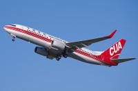 ニュース画像:中国聯合航空、2月に関西/連雲港/北京・大興線を開設 737で週2便