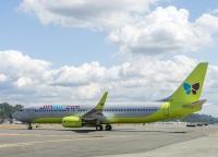 ニュース画像:運輸安全委員会、ジンエアーの機体動揺を調査 客室乗務員が負傷