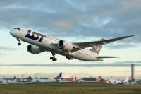 ニュース画像:LOTポーランド航空、ボーイング機に新しい機内デザインを採用へ