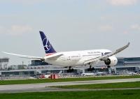 ニュース画像:LOTポーランド航空、ワルシャワ/北京・大興線に就航 787で週4便